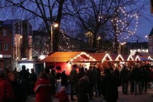 Aussteller Weihnachtsmarkt.Rheinbach Rheinbacher Weihnachtsmarkt